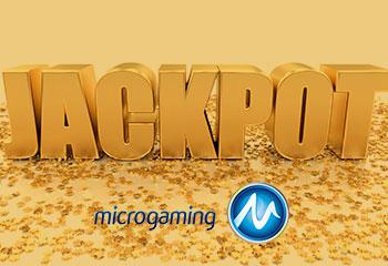 В Microgaming подтвердили рекордный джек-пот