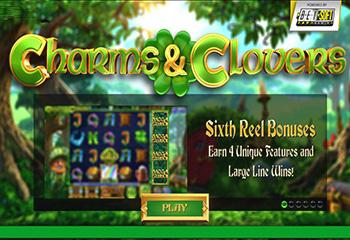 Charms And Clovers – новые поиски золота — multigaminatorcasino.com