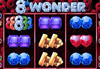 Автомат 8th Wonder: драгоценности для счастливчиков — multigaminatorcasino.com